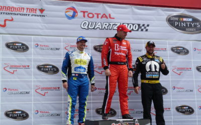 22 Racing Teams All Finish in Top Ten at CTMP
