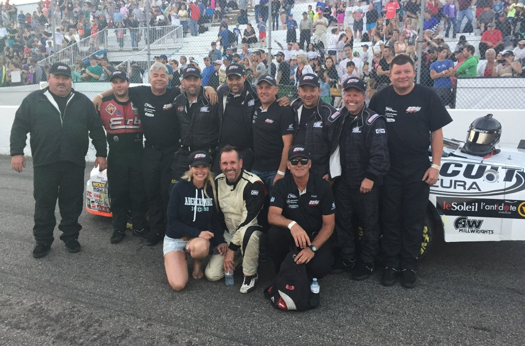 22 Racing Teams Post Strong Finishes at Edmonton